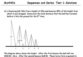 Tests for Sequences and Series