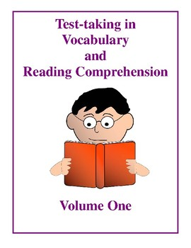 Tests in Vocabulary and Reading Comprehension, Volume One