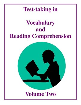 Tests in Vocabulary and Reading Comprehension, Volume Two