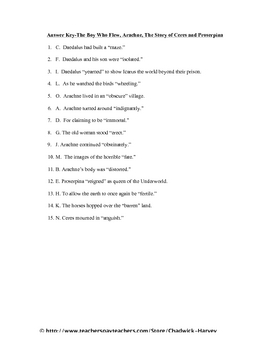 Tests of Courage Links to the Oral Tradition Vocabulary Quiz Worksheet