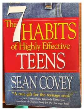 Tests on Covey's last four habits--Public Victory