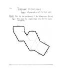 Tetra decagon Activity:  Complex Polygons (Area, Perimeter, Measurement)