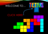 Tetris & Emoji Tranformations (Translations, Rotation, Ref