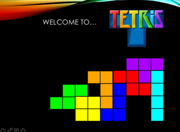 Tetris Math Rotations (just print & you are good to go!) - Transformations
