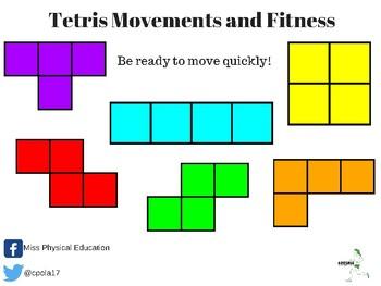 Printable Tetris Worksheets Teachers Pay Teachers
