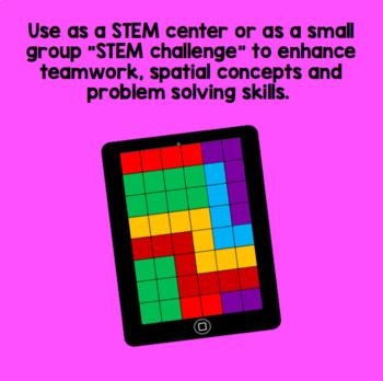 Tetris: STEM Challenge