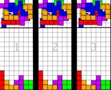 Tetris Transformations with Rotation and Translation Promethean