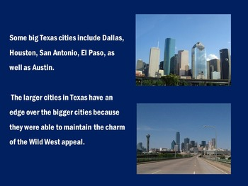 Texas PowerPoint  | Texas Symbols and Landmarks