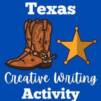 Texas Worksheets | Texas Activities | Texas Writing Prompts