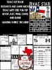 Texas Research Flip Book- Texas Symbols, Landmarks, & More