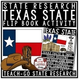 Texas Research Flip Book