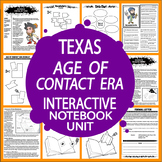 Age of Contact Era – 7th Grade Texas History (Aztec Empire + Spanish Explorers)