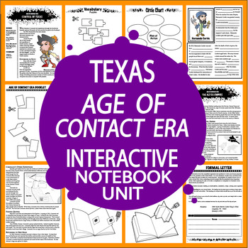 Age of Contact Era~7th Grade Texas History