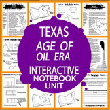 Age of Oil Era – 7th Grade Texas History (Texas Oil Boom – World War II)