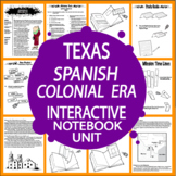 Spanish Colonial Era – 7th Grade Texas History (Spanish Missions in Texas)