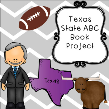 Texas ABC Book Research Project