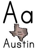 Texas ABC's
