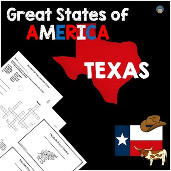 Texas Activity Packet