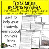 Texas Animal Passage- Printable & Digital