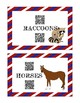 Texas Animal Research QR Codes