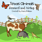 Texas Animals: Research and Writing