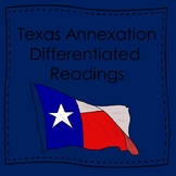Texas Annexation: Differentiated Readings