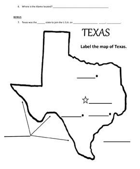 Texas Assessment - 2nd Grade