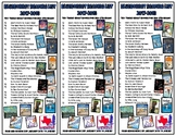 Texas Bluebonnet Books 17-18