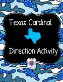 Texas Cardinal Directions Activity