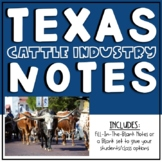 Texas Cattle Industry Notes - 4.4B