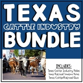 Texas Cattle Industry Bundle - 4.4B