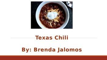 Texas Chili