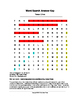 Texas Cities Word Search (Grades 3-5)