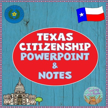 Texas Citizenship ***BUNDLE***