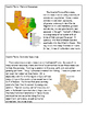 Texas Coastal Plains Region Cards