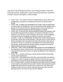 Texas Constitution Principle Matching