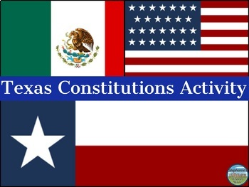 Texas Constitutions Review Activity