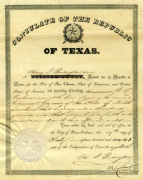 Texas Conventions of 1832 and 1833