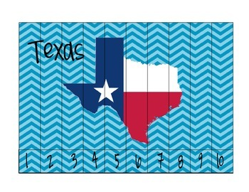 Texas Counting Puzzles