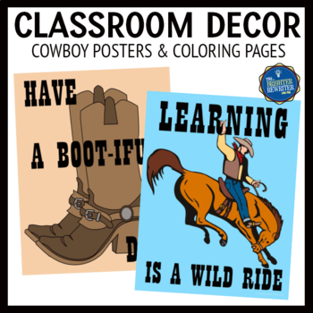 Texas Posters and Coloring