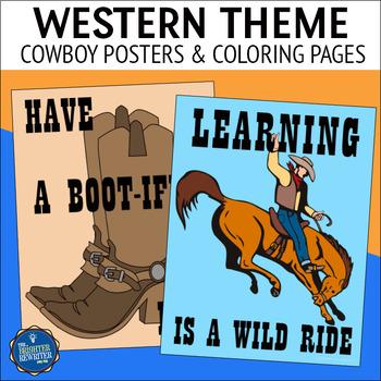 Texas Classroom Decor