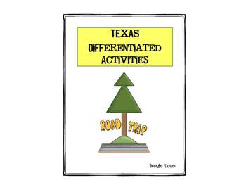 Texas Differentiated State Activities