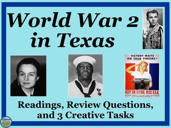 Texas During World War 2