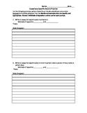 Texas EOC Expository Writing Practice