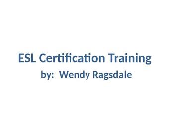Texas ESL Certification Study Guide
