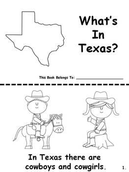 Texas Easy Reader