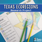 Texas Ecoregions Research Project