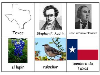 Texas Escribiendo alrededor del salón