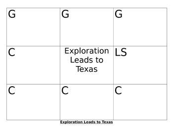 Texas Exploration