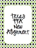 Texas FFA New Alignment